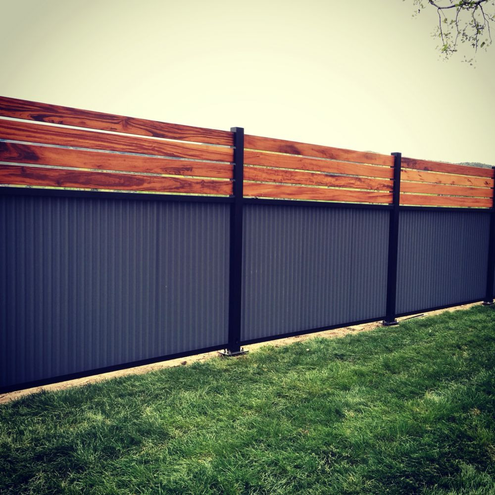 Best ideas about Cheap Fence DIY . Save or Pin Cheap diy privacy fence ideas 1 Wartaku Now.