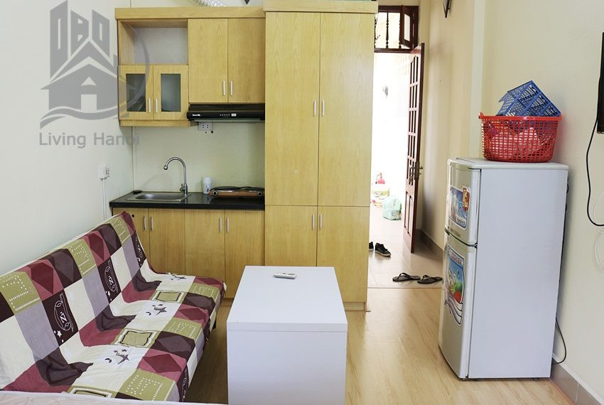 Best ideas about Cheap One Bedroom Apartments . Save or Pin Cozy and cheap one bedroom apartment for rent in Ba Dinh Now.