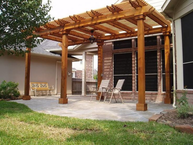 Best ideas about Cheap Patio Cover Ideas . Save or Pin Inexpensive Patio Ideas Now.