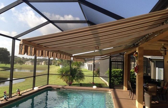 Best ideas about Cheap Patio Cover Ideas . Save or Pin Deck Canopy Ideas Cheap Patio Cover Shade Solutions For Now.