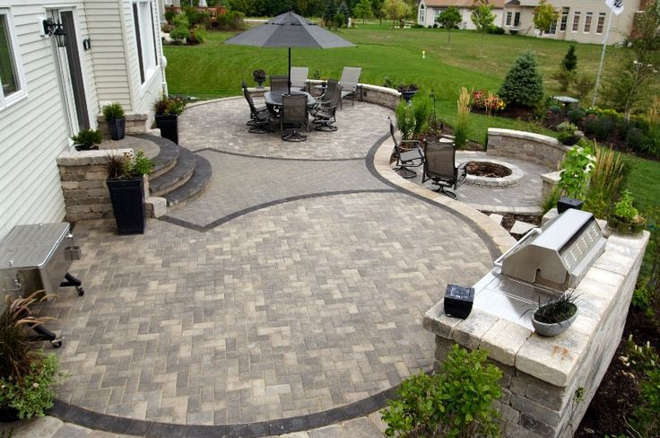 Best ideas about Cheap Patio Pavers . Save or Pin Best 20 Paver Patio Designs ideas on Pinterest Now.