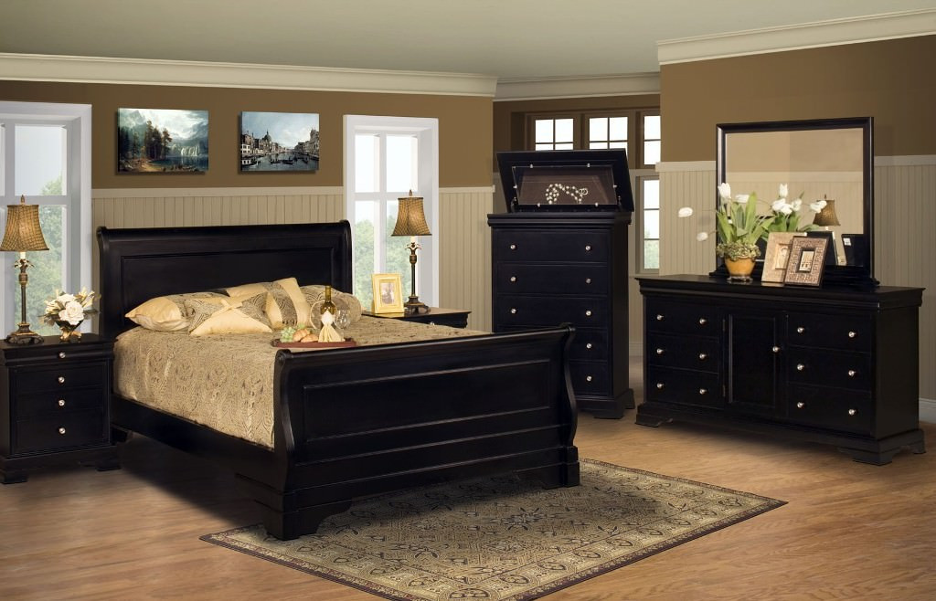 Best ideas about Cheap Queen Bedroom Sets . Save or Pin Cheap Queen Size Bedroom Sets Home Furniture Design Now.