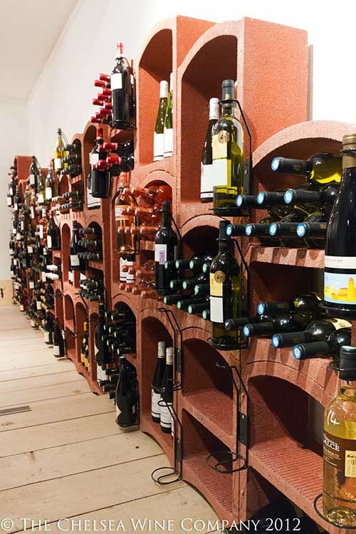 Best ideas about Chelsea Wine Cellar . Save or Pin fitting out of wine cellars Now.