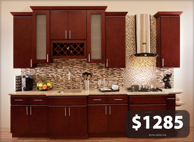 Best ideas about Cherry Cabinet Kitchen Ideas . Save or Pin Best 25 Cherry wood kitchens ideas on Pinterest Now.