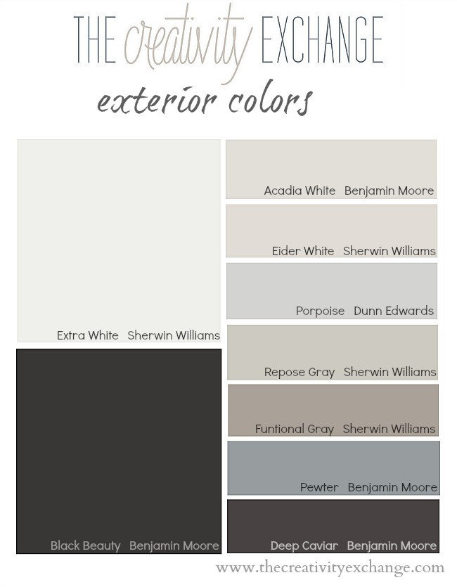Best ideas about Choosing Paint Colors . Save or Pin Tricks for Choosing Exterior Paint Colors Now.