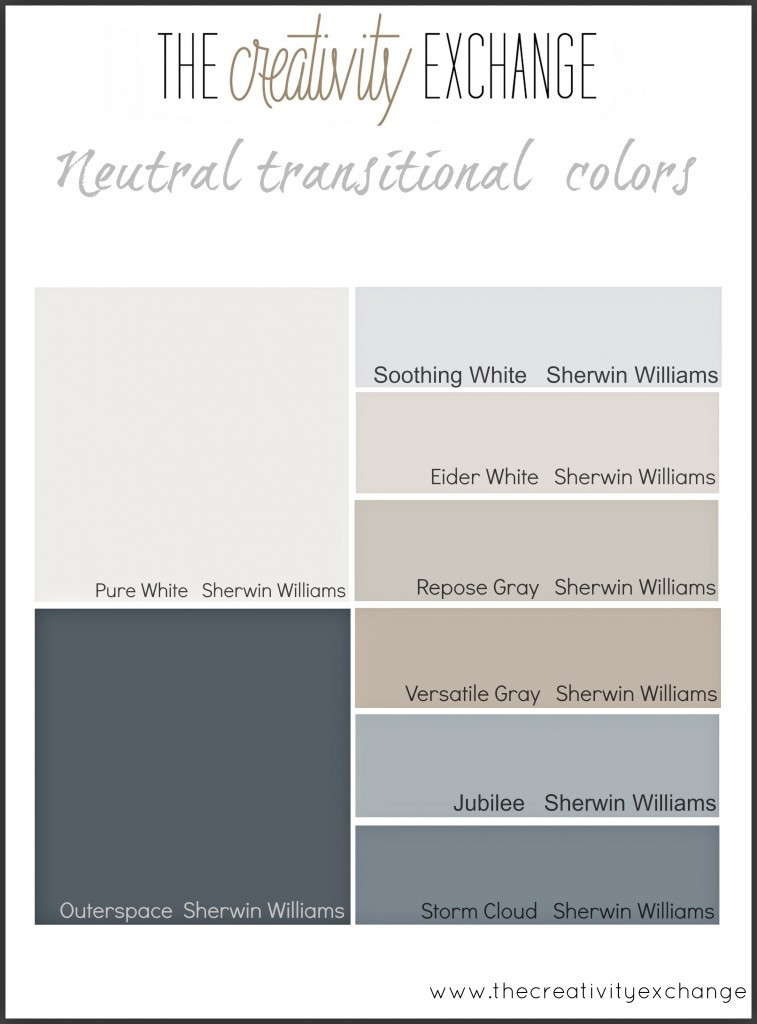 Best ideas about Choosing Paint Colors . Save or Pin Starting Point for Choosing Paint Colors for a Home Now.