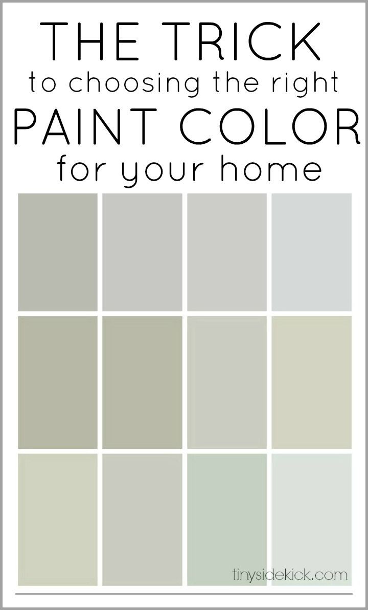 Best ideas about Choosing Paint Colors . Save or Pin How to Choose Neutral Paint Colors 12 Perfect Neutrals Now.