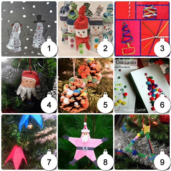 Best ideas about Christmas Art Projects For Toddlers . Save or Pin 70 Christmas Arts & Crafts for Kids Now.