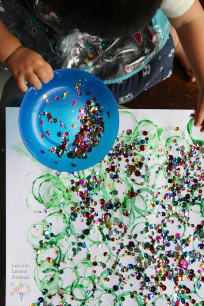Best ideas about Christmas Art Projects For Toddlers . Save or Pin Christmas Activities for Kids Playful Toddler Art Now.