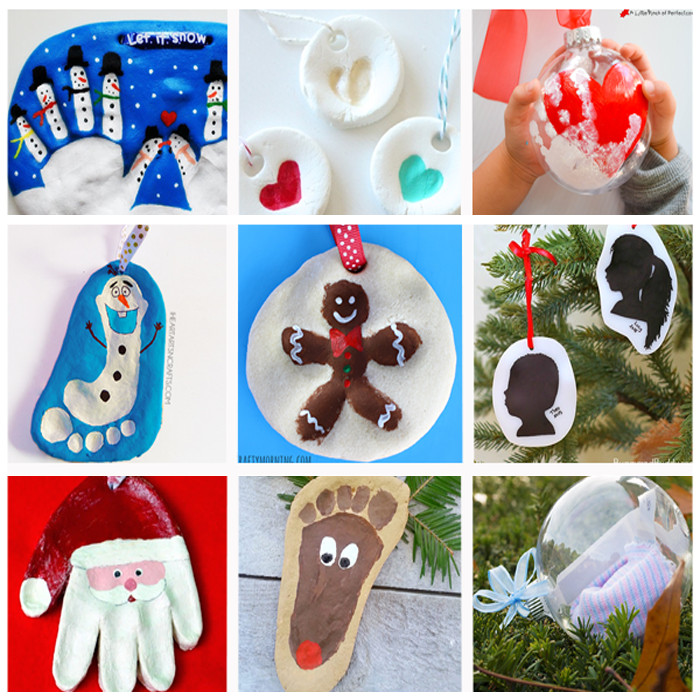 Best ideas about Christmas Art Projects For Toddlers . Save or Pin Sweetest Christmas Keepsake Ornaments for Kids Now.