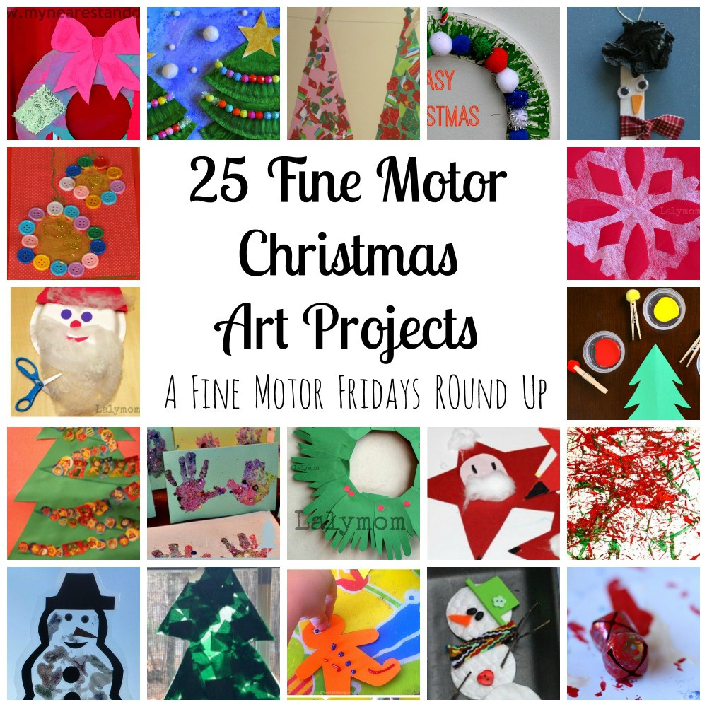 Best ideas about Christmas Art Projects For Toddlers . Save or Pin 20 Cute Christmas Crafts for Toddlers Now.