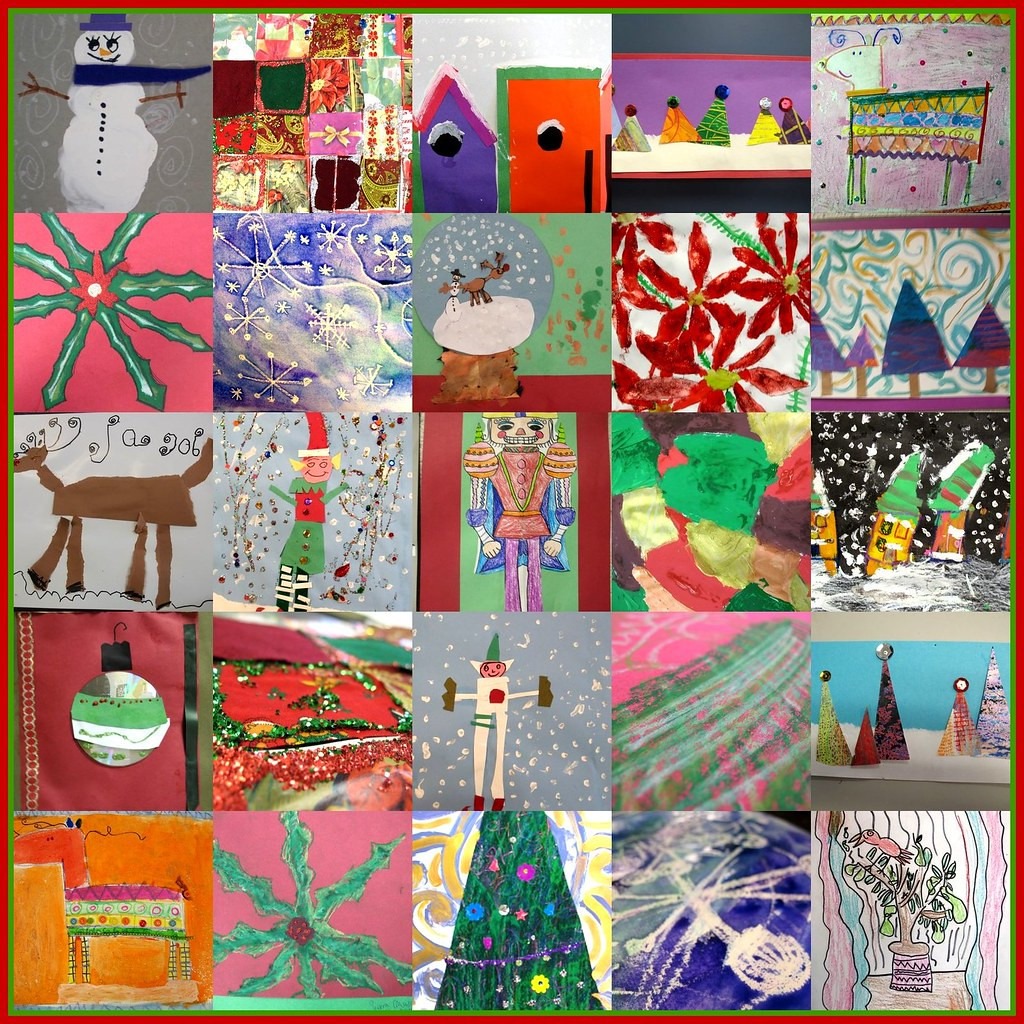 Best ideas about Christmas Art Projects For Toddlers . Save or Pin CHRISTMAS ART PROJECTS FOR KIDS Now.