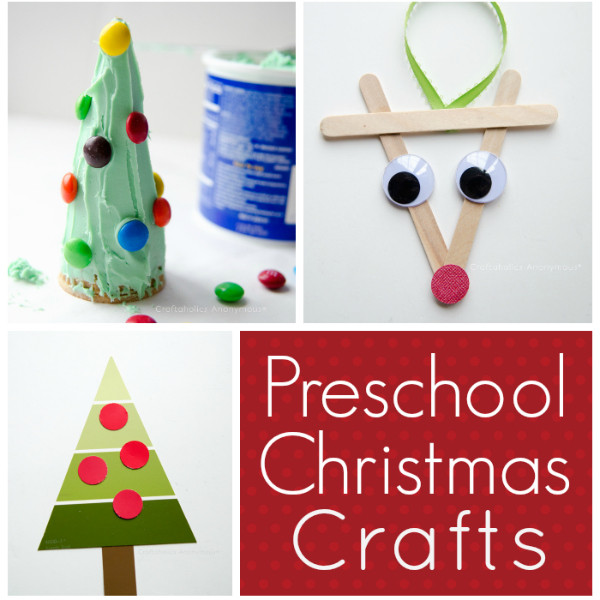 Best ideas about Christmas Arts And Craft Ideas For Preschoolers . Save or Pin Craftaholics Anonymous Now.