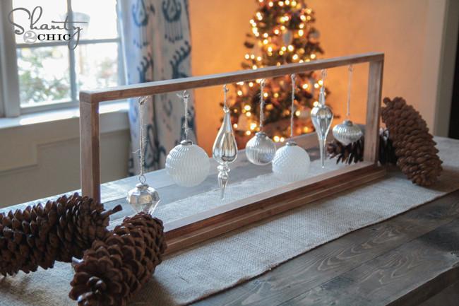 Best ideas about Christmas Centerpiece DIY . Save or Pin DIY Christmas Centerpiece Shanty 2 Chic Now.