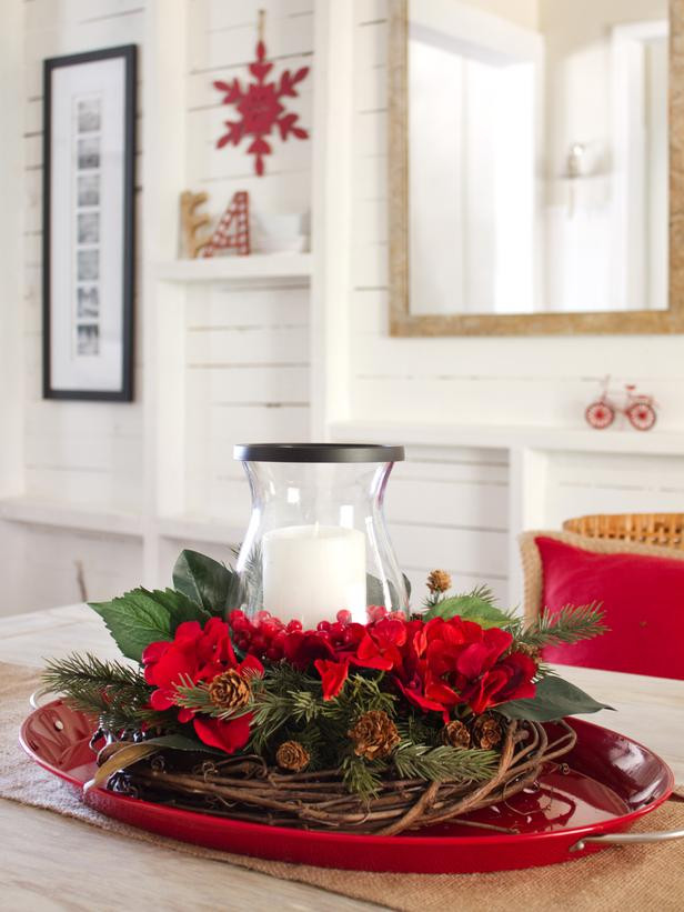 Best ideas about Christmas Centerpieces DIY . Save or Pin 19 Simple and Elegant DIY Christmas Centerpieces Style Now.