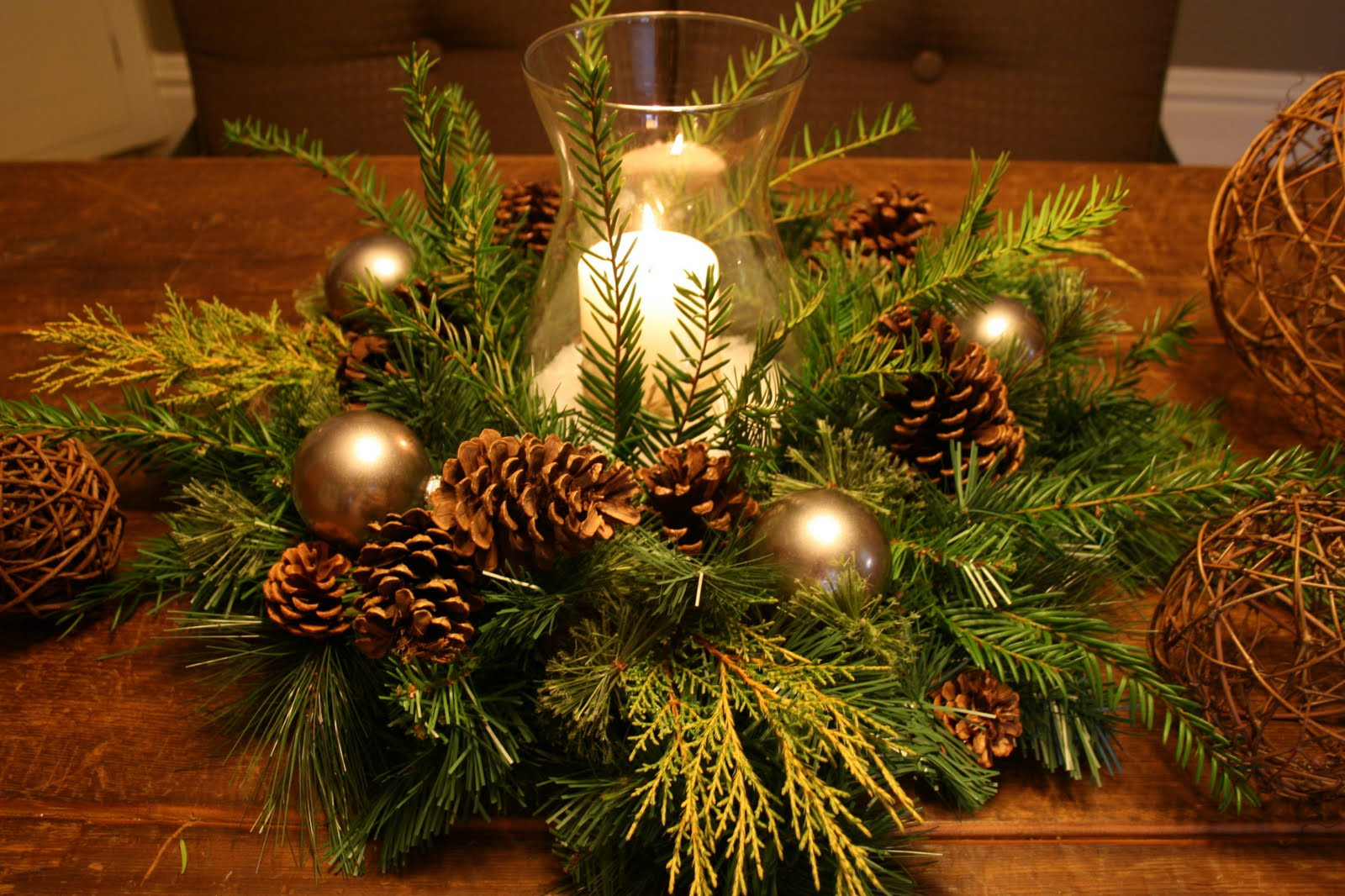 Best ideas about Christmas Centerpieces DIY . Save or Pin 23 Christmas Centerpiece Ideas That Will Raise Everybody's Now.