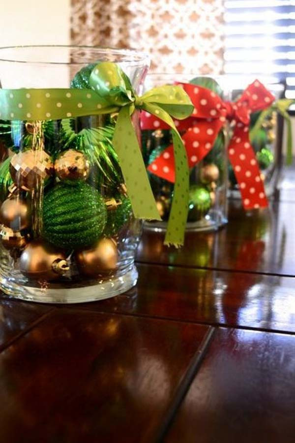 Best ideas about Christmas Centerpieces DIY . Save or Pin Top Christmas Centerpiece Ideas For This Christmas Now.