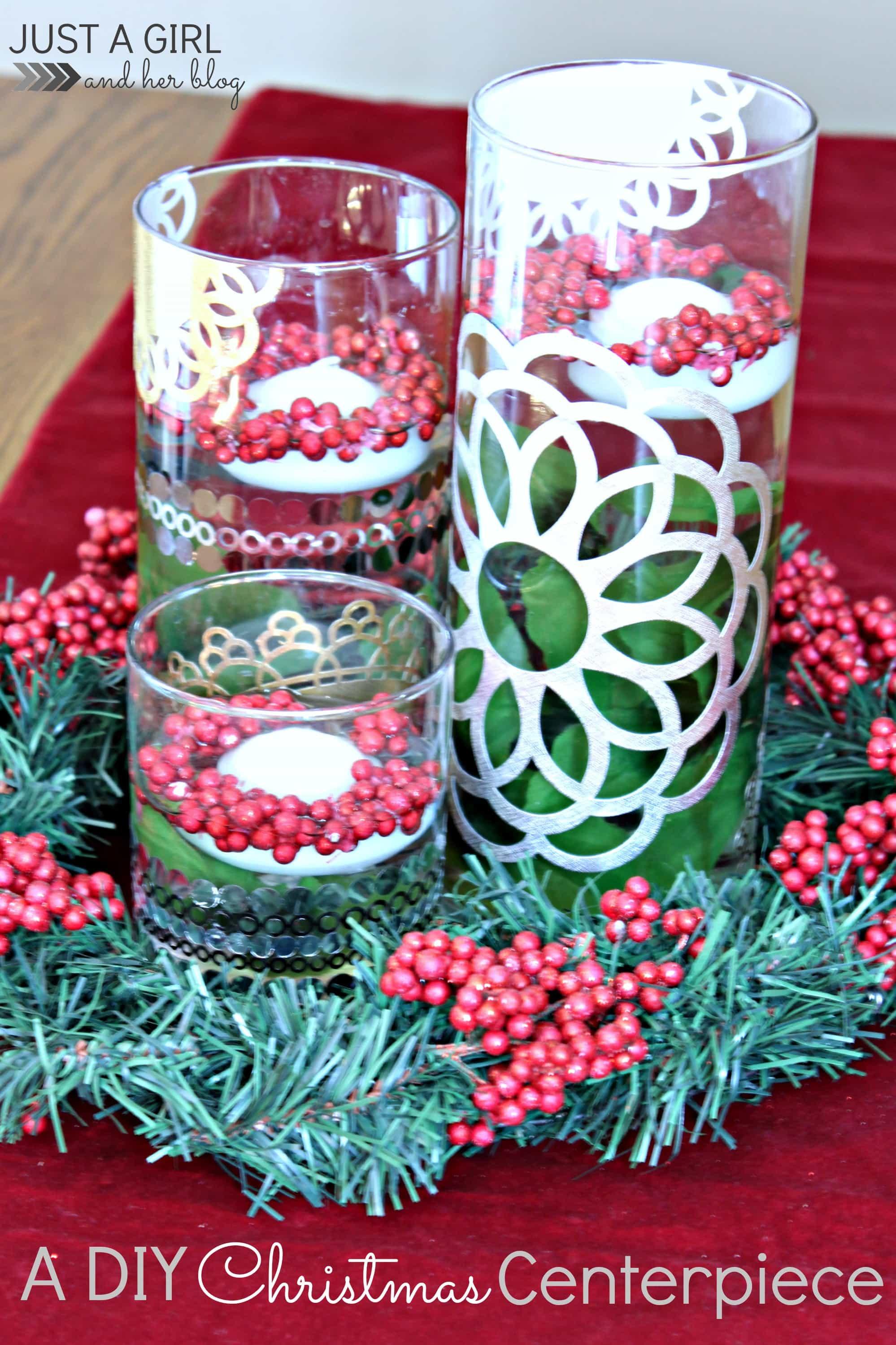 Best ideas about Christmas Centerpieces DIY . Save or Pin A DIY Christmas Centerpiece with Martha Stewart Crafts Now.