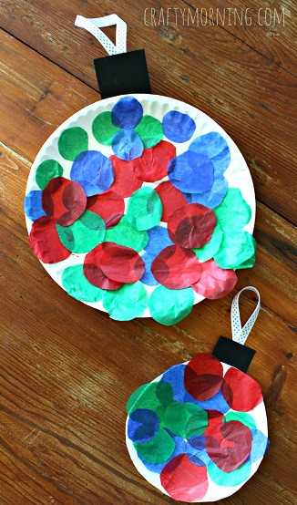 Best ideas about Christmas Craft For Toddlers Pinterest . Save or Pin Mi Pequeño Mundo Now.