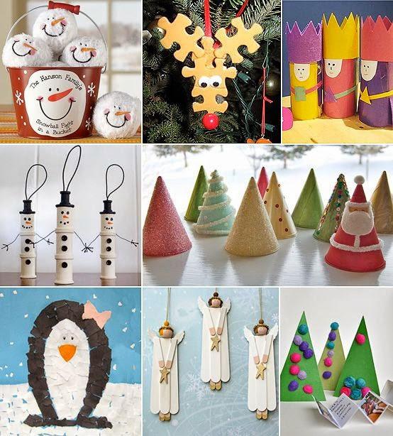 Best ideas about Christmas Craft For Toddlers Pinterest . Save or Pin Pequenos Grandes Pensantes Dicas de Lembrancinhas de Now.