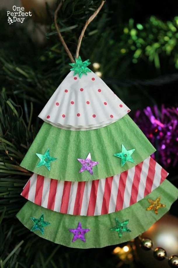Best ideas about Christmas Craft For Toddlers Pinterest . Save or Pin Top 20 Christmas Crafts For Kids Now.