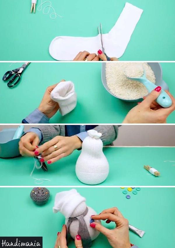 Best ideas about Christmas Craft For Toddlers Pinterest . Save or Pin 22 Beautiful DIY Christmas Decorations on Pinterest Now.