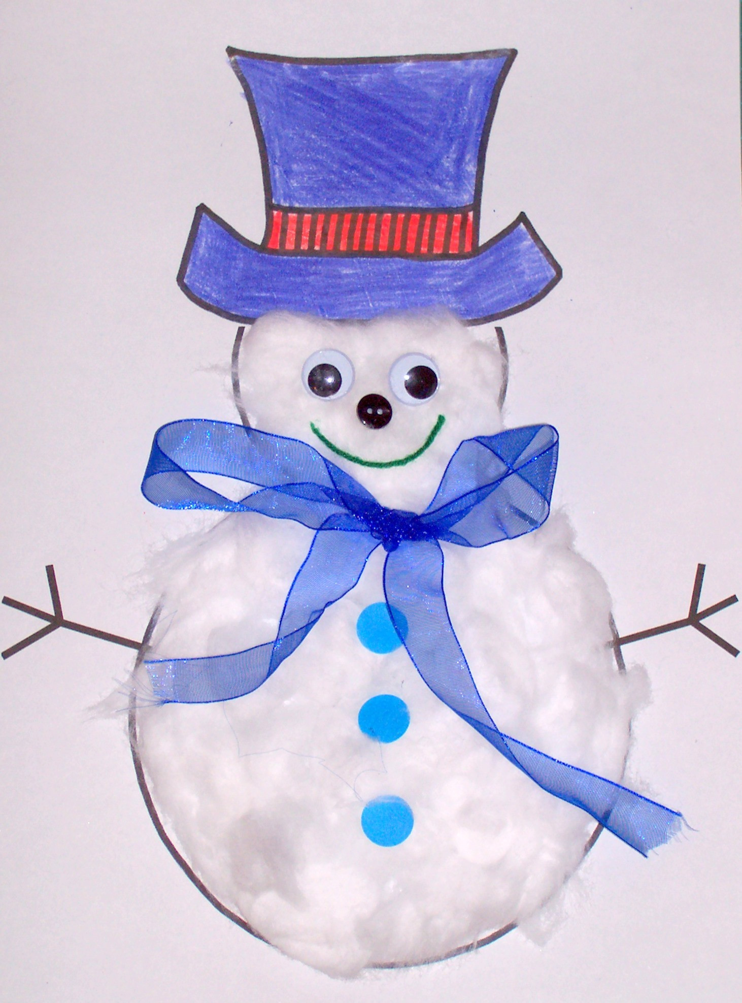 Best ideas about Christmas Craft Ideas For Kids . Save or Pin 15 Fun and Easy Christmas Craft Ideas for Kids – Miss Lassy Now.