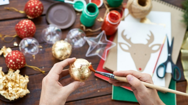 Best ideas about Christmas Crafts For Teen . Save or Pin Christmas craft ideas Now.