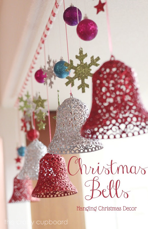 Best ideas about Christmas DIY Decoration Ideas . Save or Pin 20 Homemade Christmas Decoration Ideas & Tutorials Hative Now.