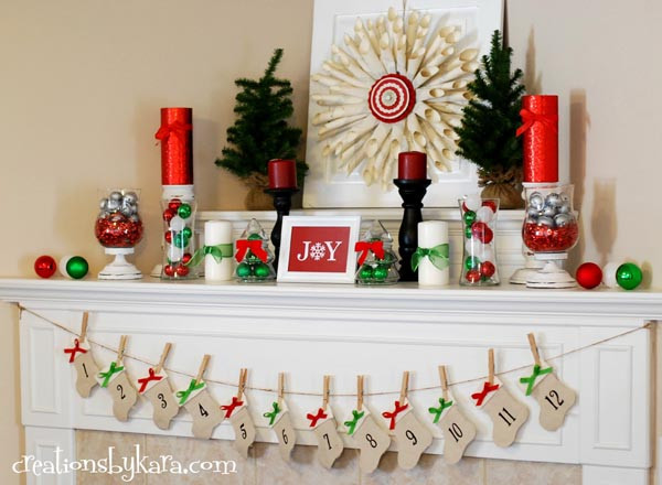 Best ideas about Christmas DIY Decoration Ideas . Save or Pin DIY Christmas Decorations Christmas Celebration All Now.