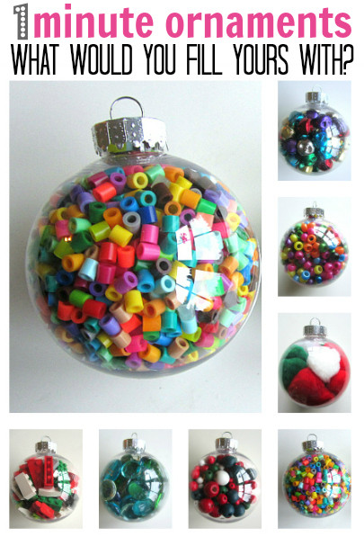 Best ideas about Christmas Ornaments Craft Ideas For Kids . Save or Pin Christmas Ornament Crafts Now.