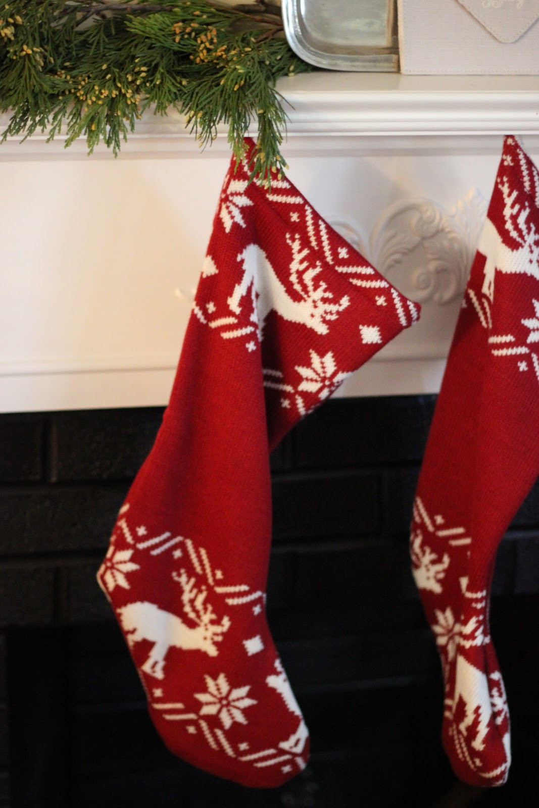 Best ideas about Christmas Stockings DIY . Save or Pin Jenny Steffens Hobick Easy DIY Homemade Stockings Now.
