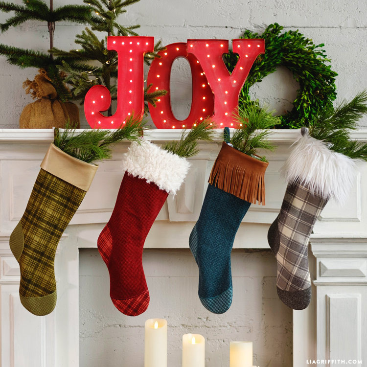 Best ideas about Christmas Stockings DIY . Save or Pin Stuffers for your Stockings Now.