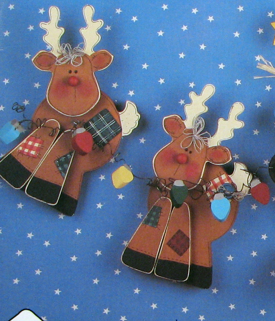 Best ideas about Christmas Wood Craft Projects . Save or Pin Christmas Wood Craft Pattern Reindeer Now.