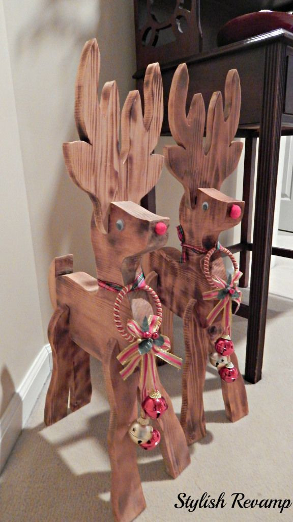 Best ideas about Christmas Wood Craft Projects . Save or Pin Best 25 Christmas wood crafts ideas on Pinterest Now.