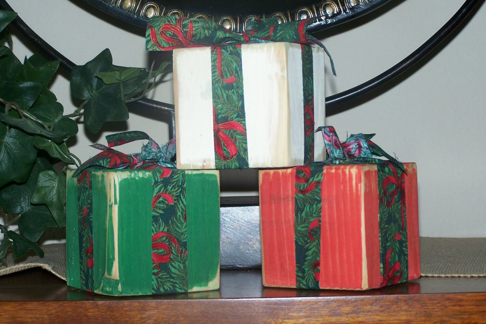 Best ideas about Christmas Wood Craft Projects . Save or Pin Too Cute n Crafty New Holiday Wood Crafts for 2010 Now.