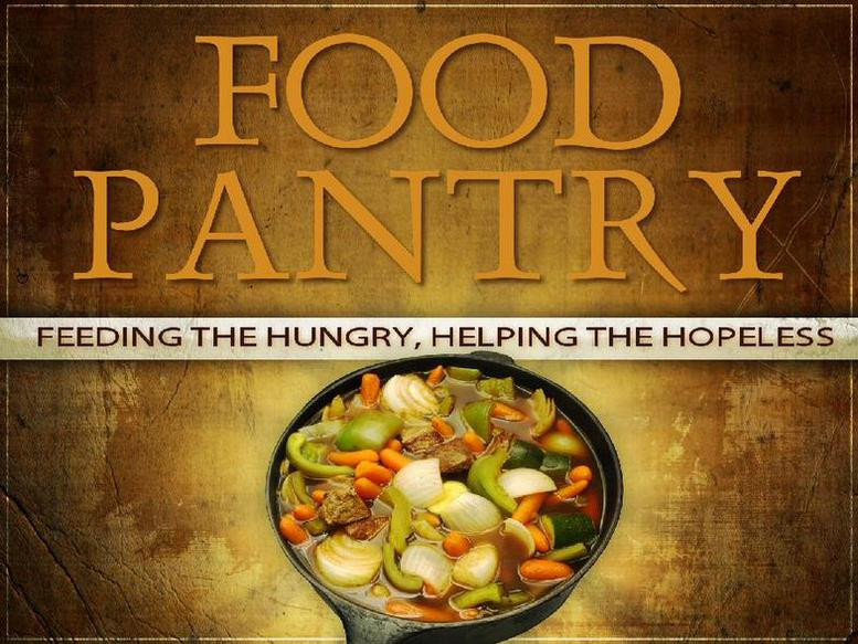 Best ideas about Church Food Pantry . Save or Pin Christ Evangelical Lutheran Church Now.