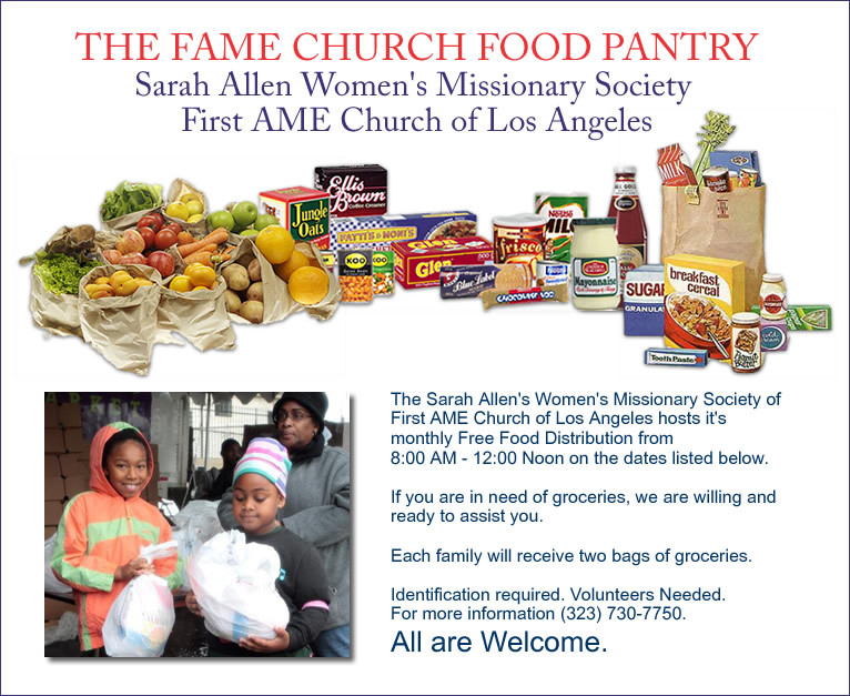 Best ideas about Church Food Pantry . Save or Pin FAME Now.