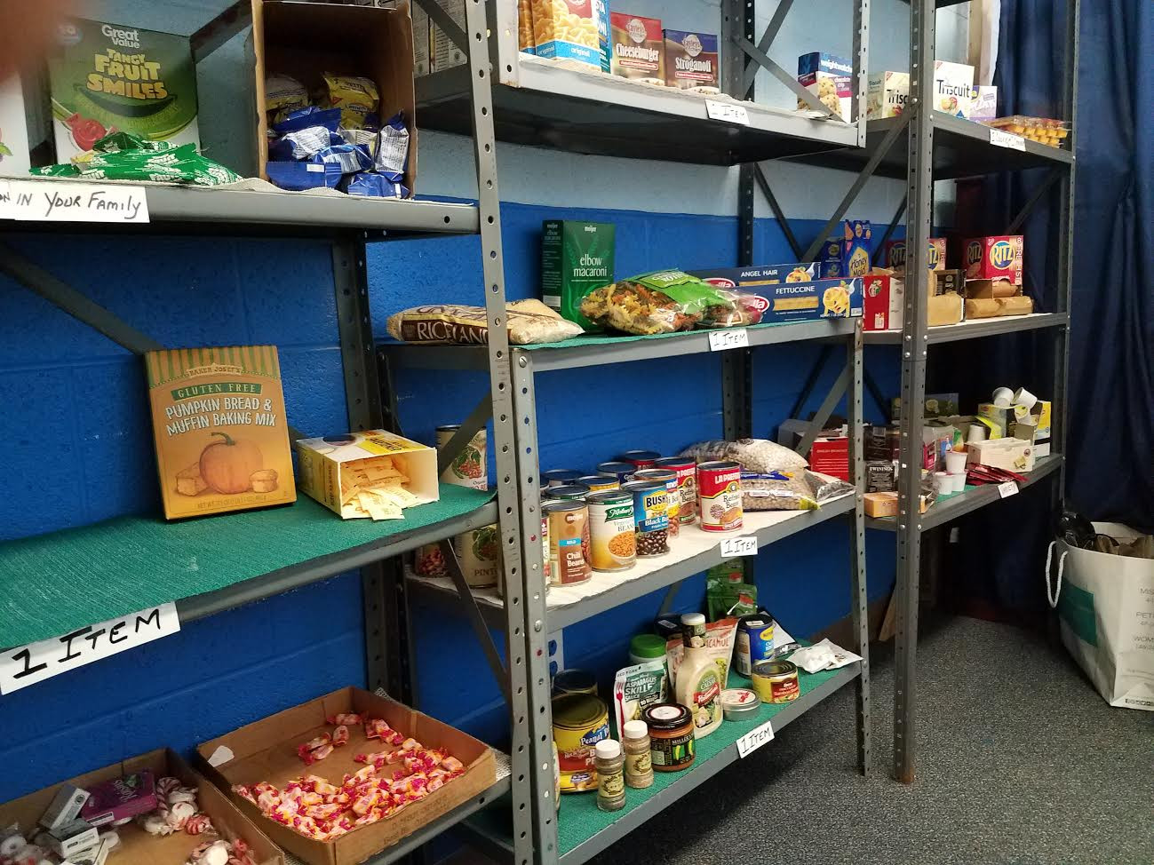Best ideas about Church Food Pantry . Save or Pin Christ Church of Traverse City Now.