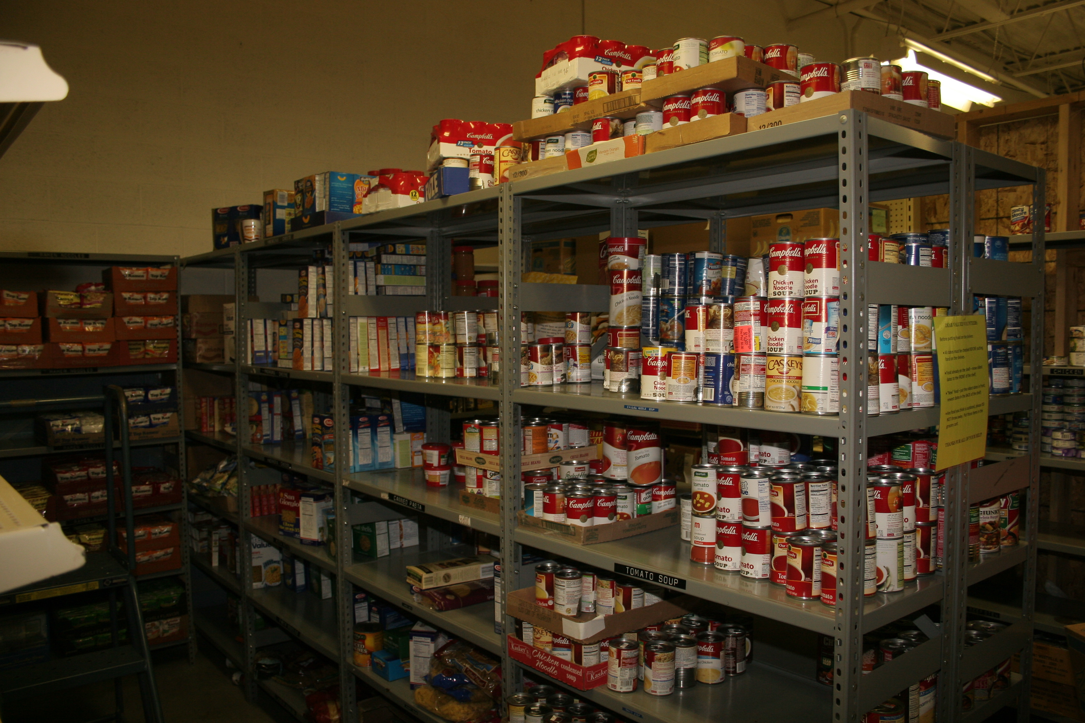 Best ideas about Church Food Pantry . Save or Pin Food Pantry Now.