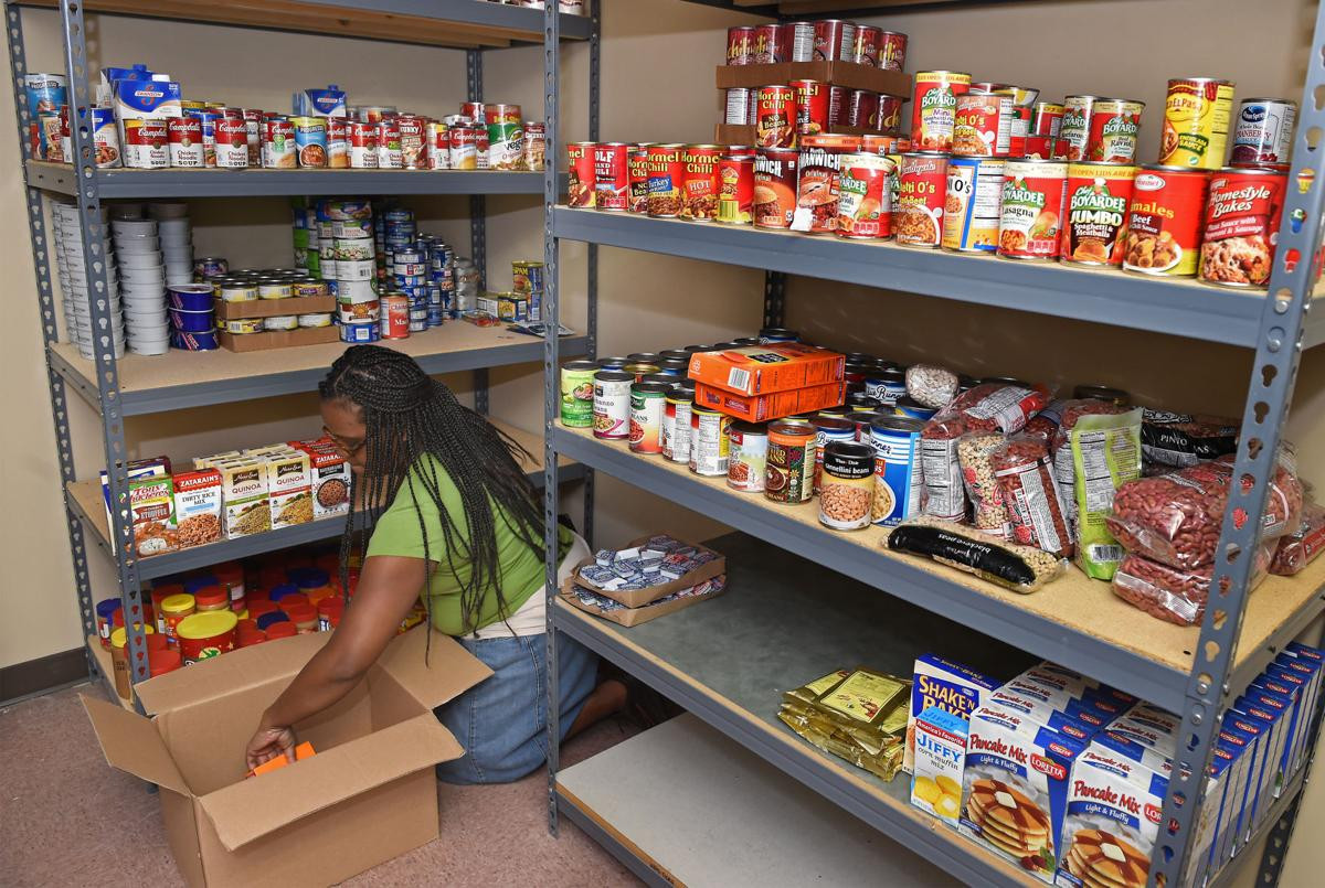 Best ideas about Church Food Pantry . Save or Pin Full Gospel United Pentecostal Church returns from August Now.