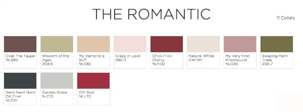Best ideas about Clark And Kensington Paint Colors . Save or Pin OPI Colors For Your Walls Yes Now.