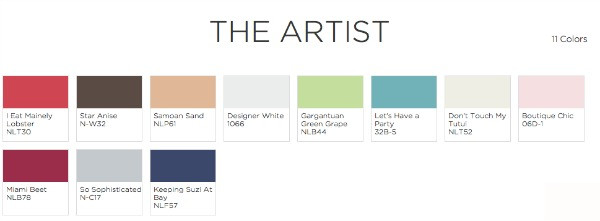 Best ideas about Clark And Kensington Paint Colors . Save or Pin OPI Colors For Your Walls Yes At First Blush & Co Events Now.