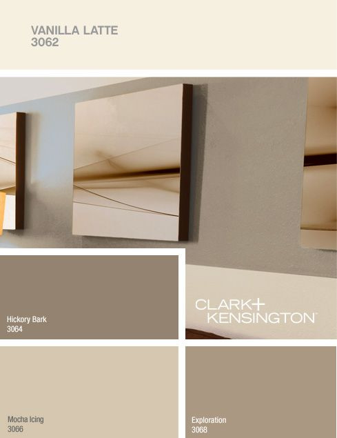 Best ideas about Clark And Kensington Paint Colors . Save or Pin Vanilla Latte 3062 by Clark Kensington I love Mocha Icing Now.