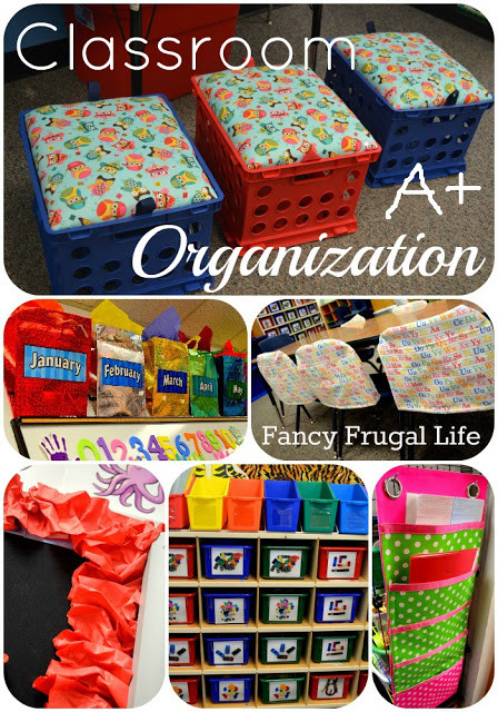 Best ideas about Classroom Storage Ideas . Save or Pin Classroom Organization Ideas & Tips Now.