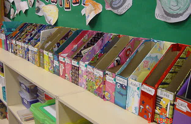 Best ideas about Classroom Storage Ideas . Save or Pin Storage Ideas MargD Teaching s Now.