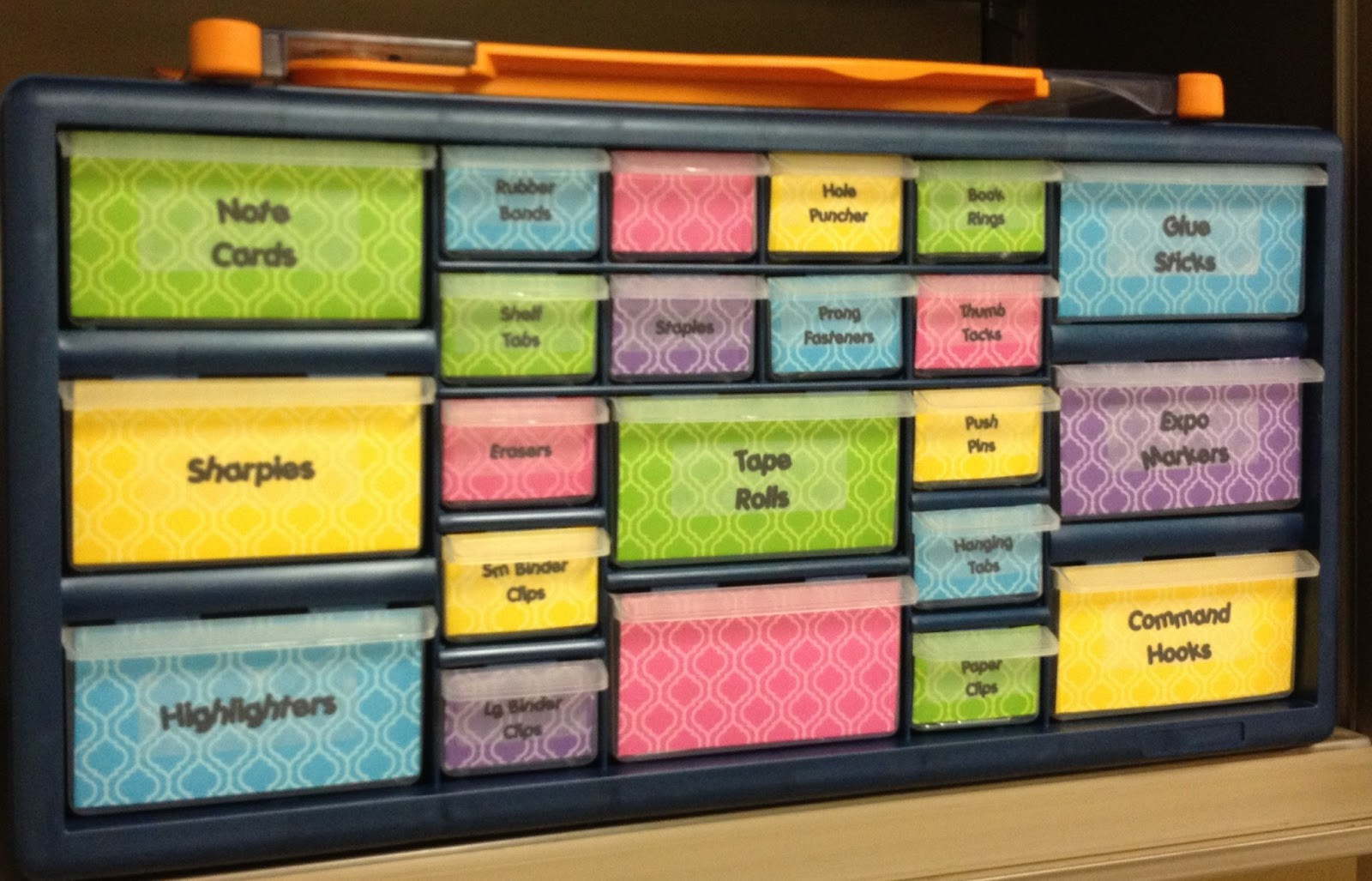 Best ideas about Classroom Storage Ideas . Save or Pin FACS Classroom Ideas Sewing Supply Storage & a Pep Talk Now.