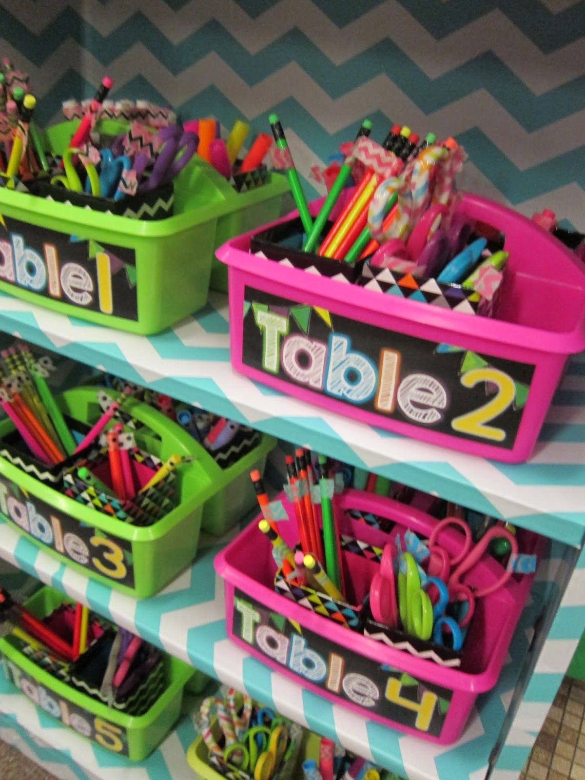 Best ideas about Classroom Storage Ideas . Save or Pin Seusstastic Classroom Inspirations Loads of organization Now.