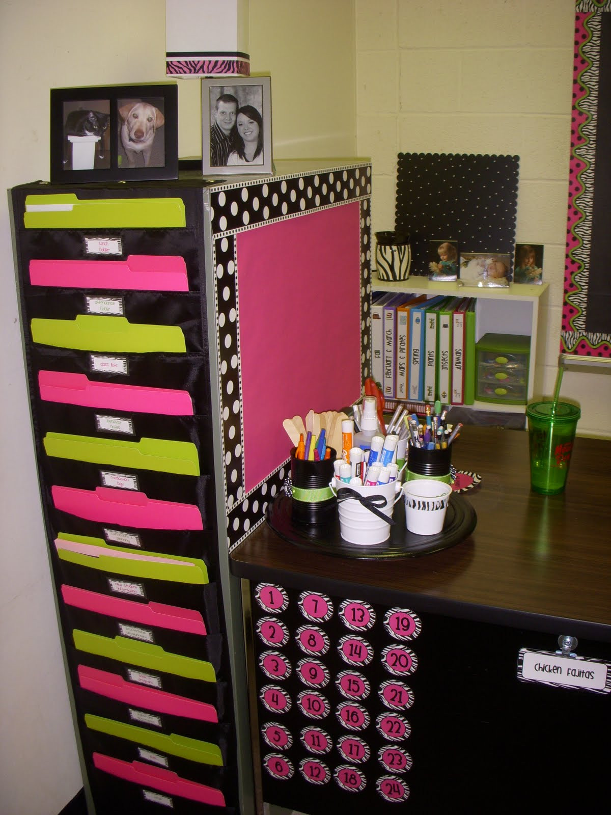 Best ideas about Classroom Storage Ideas . Save or Pin Tales of a Teacherista More Classroom Now.
