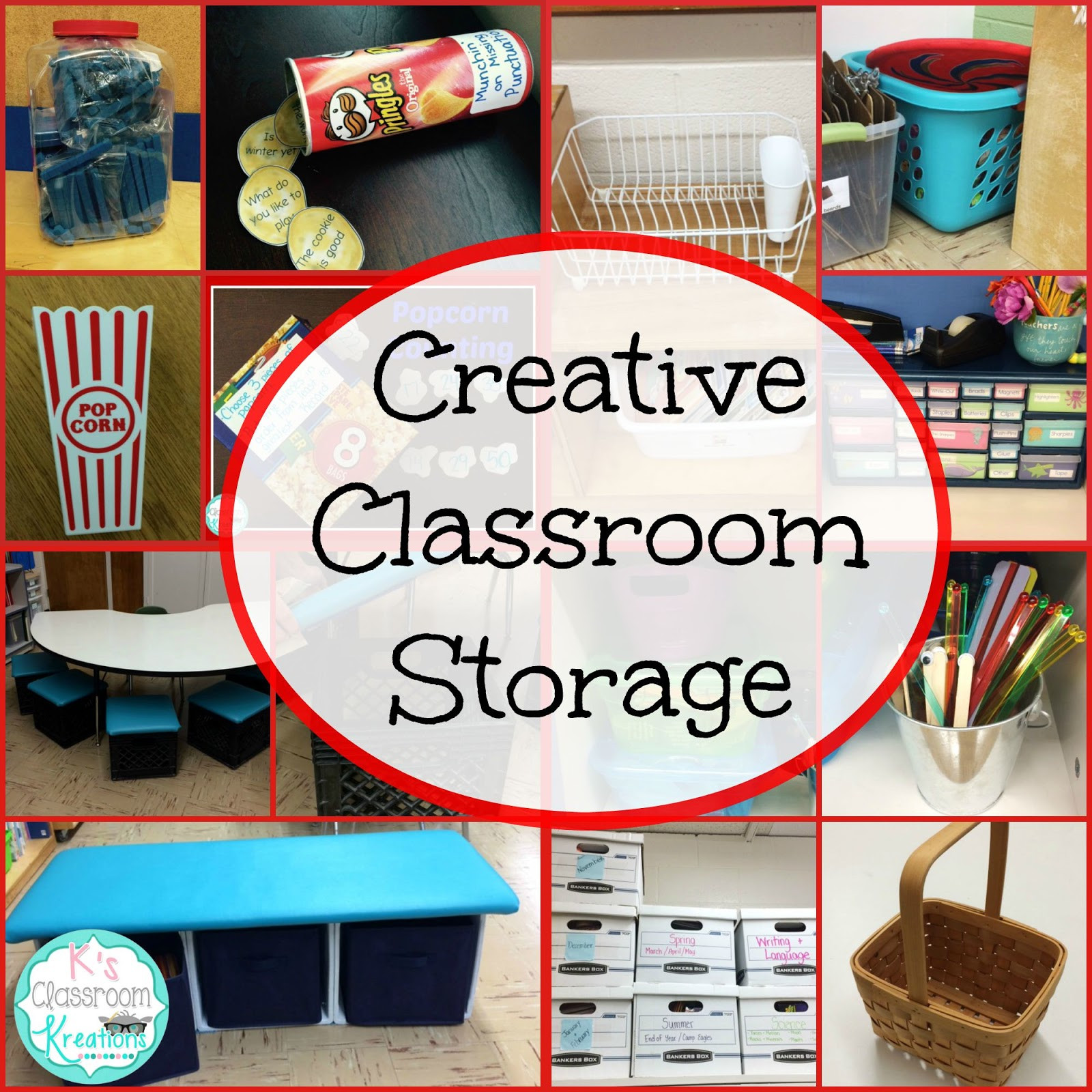 Best ideas about Classroom Storage Ideas . Save or Pin Who s Who and Who s New Creative Classroom Storage Solutions Now.